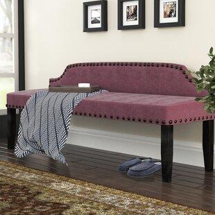 Millersburg Upholstered Bench