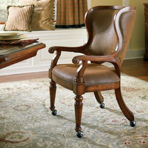 Waverly Place Tall Back Upholstered Dining Chair by Hooker Furniture