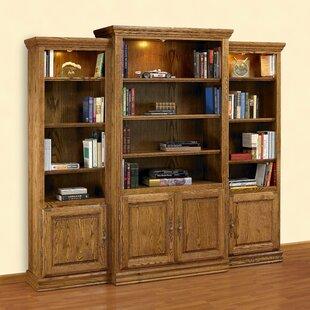 Britania Heirloom Oversized Set Bookcase A&E Wood Designs