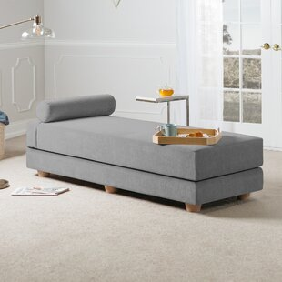 Frohna Chenille Daybed with Mattress