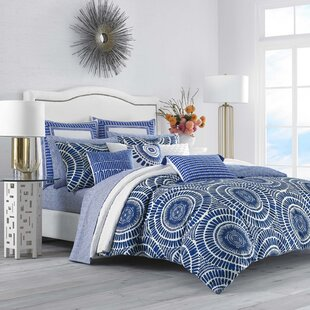 Samba De Roda 100% Cotton Reversible Comforter Set