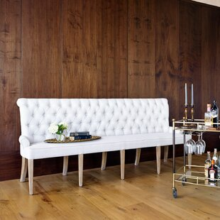 Grateron Upholstered Bench