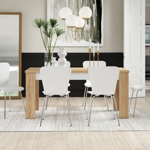 Algedi 7 Piece Dining Set Mercury Row