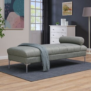 Ken Upholstered Channel Daybed