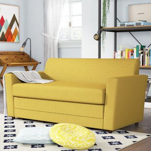 Bailey Sleeper Loveseat by Trule Teen