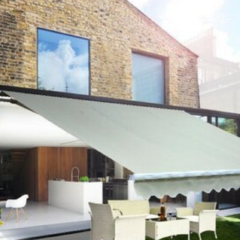 Sol 72 Outdoor 4m W x 3m D Retractable Patio Awning ...