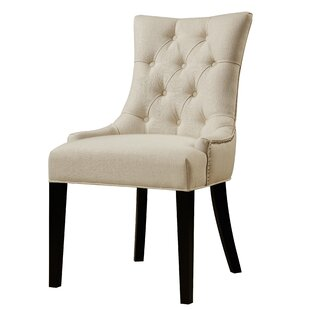 Upholstered Dining Chair by Alcott Hill Looking for