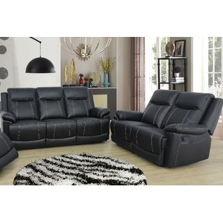 Ahner 2 Piece Reclining Living Room Set by Red Barrel Studio SKU:EA789363 Check Price