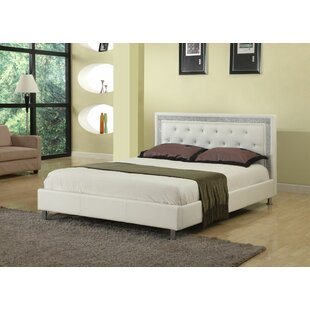Elliana Upholstered Platform Bed