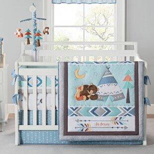 Gwen Crib Bedding Set (Set of 4)