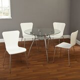 Oolitic 5 Piece Dining Set by Ebern Designs