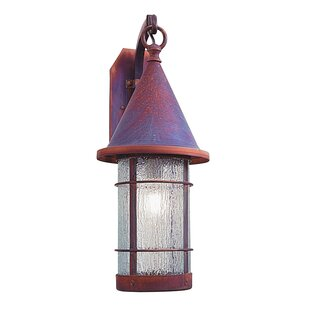 Buy luxury Valencia 1-Light Outdoor Wall Lantern By Arroyo Craftsman