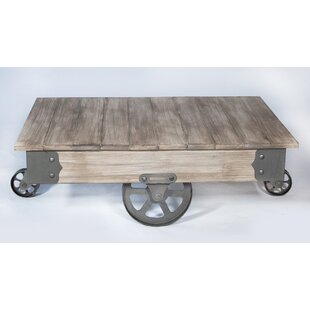 Coffee Tables With Wheels Wayfair