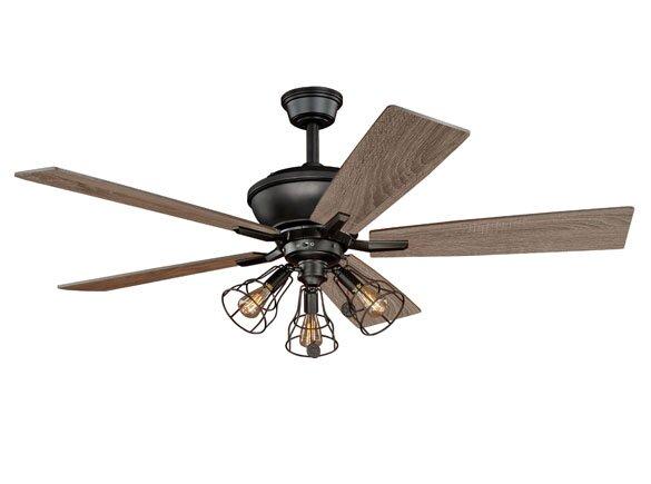 52 Clybourn 5 Blade Ceiling Fan