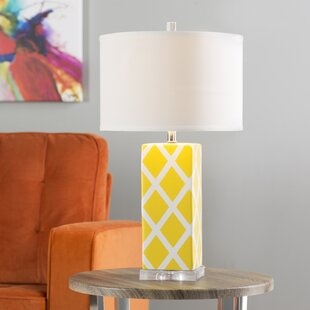 Affordable Zylstra 27 Table Lamp By Mercury Row