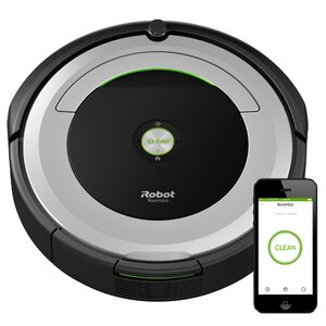 iRobot Roomba 690 Robotic Vacuum with Wi-Fi Connected Mapping
