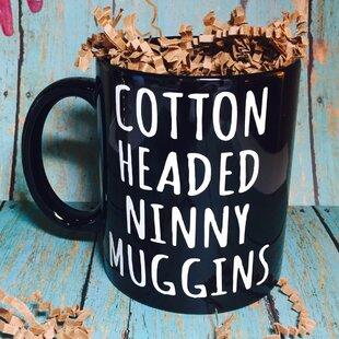 Cotton Headed Ninny Muggins Christmas Mug
