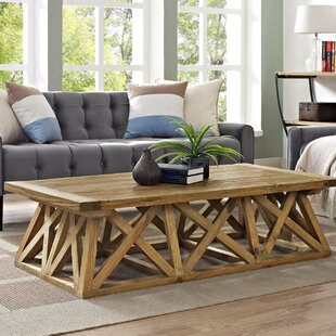 Barker Camp Coffee Table Union Rustic