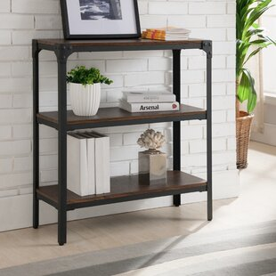 3 Tier Etagere Bookcase