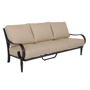 Columbia Patio Sofa with Cushions