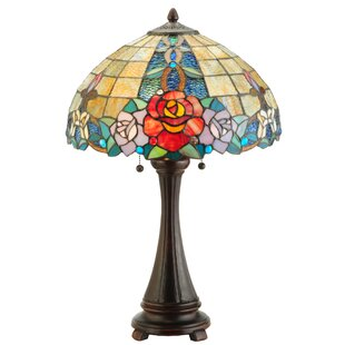 Rose Vine 25 Table Lamp