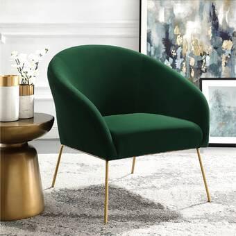 Everly Quinn Viggo Barrel Chair Wayfair