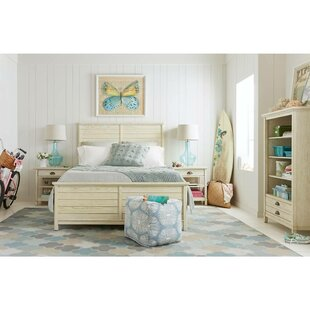 Comparison Driftwood Park Panel Bed ByStone & Leigh™ by Stanley Furniture