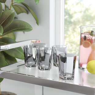 Mcanally 14 oz. Plastic Every Day Glasses (Set of 6)