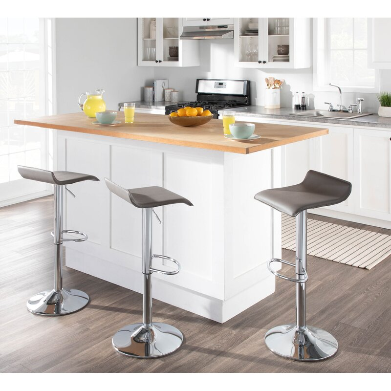 Peachy Camargo Adjustable Height Swivel Bar Stool Caraccident5 Cool Chair Designs And Ideas Caraccident5Info