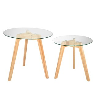 Gehring 2 Piece Nesting Tables
