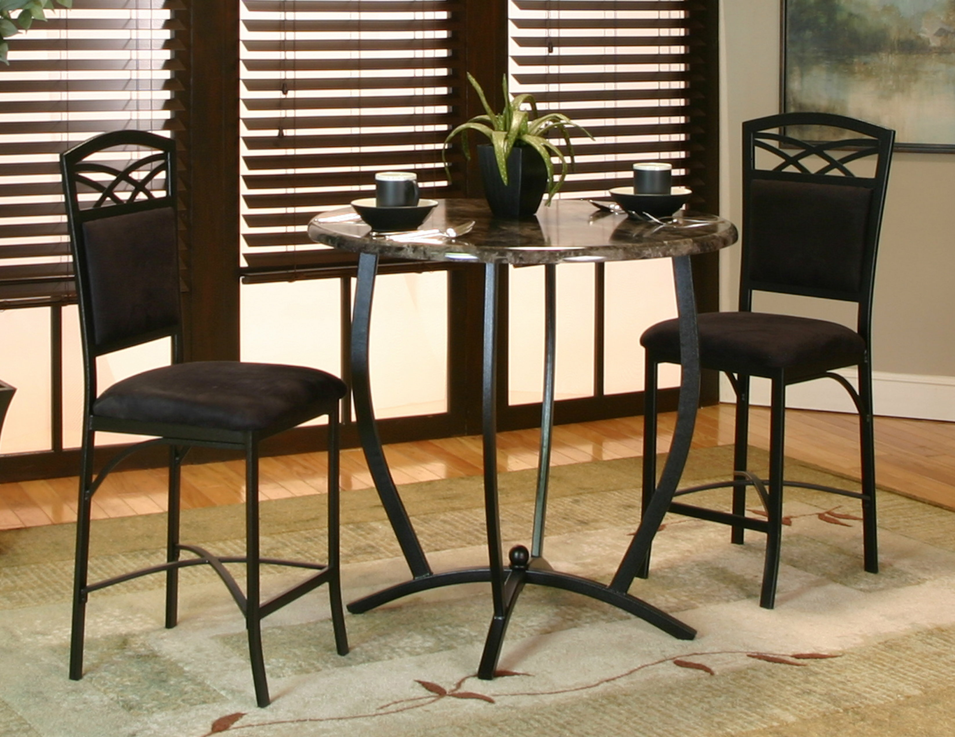 Exceptionnel Jacob 3 Piece Counter Height Dining Set
