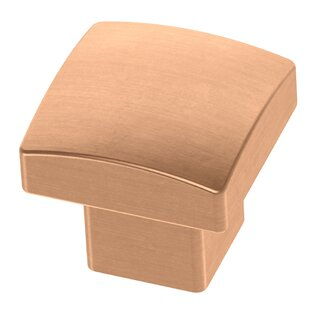 Great deal Simply Geometric Square Knob By Liberty Hardware