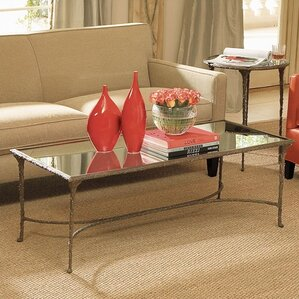 Enjoy a Drink in Style Organic Coffee Table by Global Views