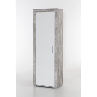 Graues Holz garderobenschränke holzfarbe graues holz wayfair de