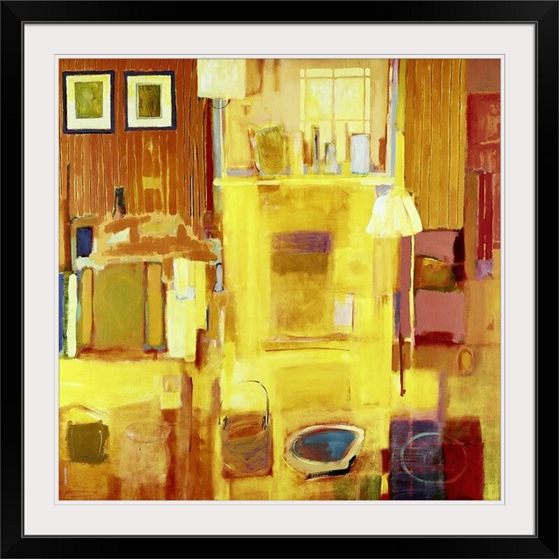 Great Big Canvas Room At Giverny 2000 By Martin Decent Painting Print Wayfair
