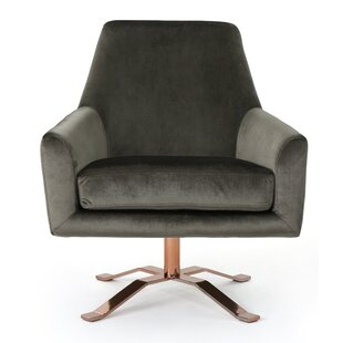 Devers Swivel Armchair
