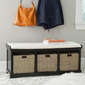 Cubby Equipped Storage Benches Youll Love