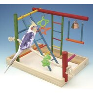 Bird Play Stand & Playcenters