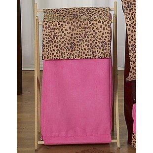 Find the perfect Cheetah Pink Laundry Hamper BySweet Jojo Designs