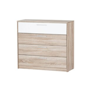 Jeniffer 4 Drawer Lingerie Chest