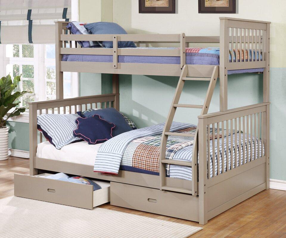 walter paloma full bunk bed