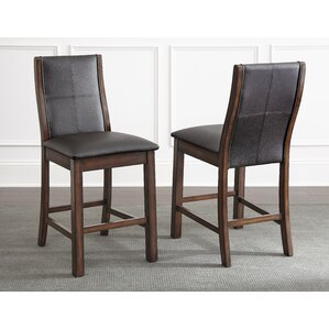 Abigale Dining Chair (Set of 2) by Alcott Hill