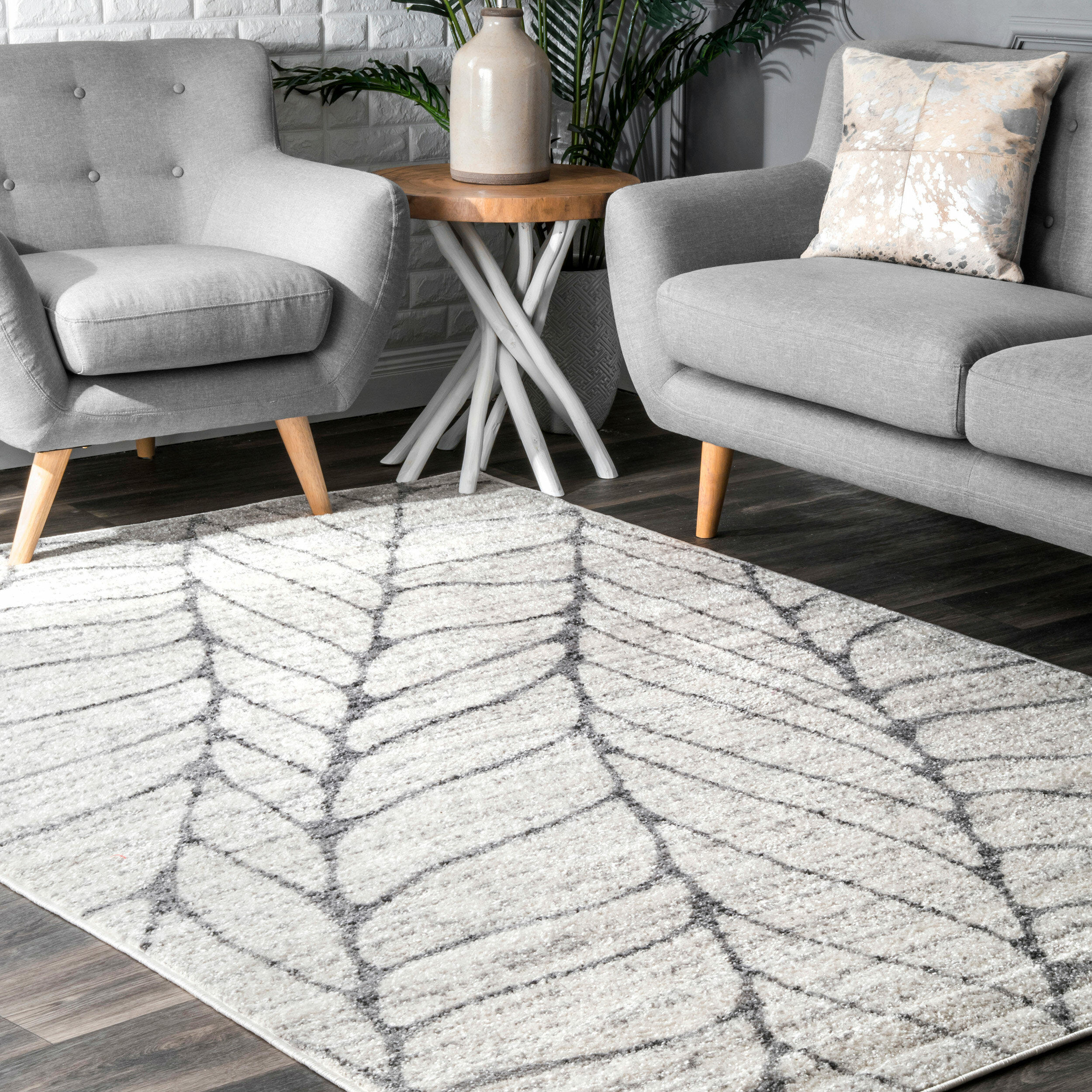 Incredible Sackett Light Gray Area Rug Lamtechconsult Wood Chair Design Ideas Lamtechconsultcom