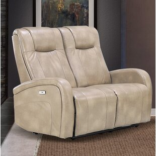 Shop Hiller Reclining Loveseat by Winston Porter