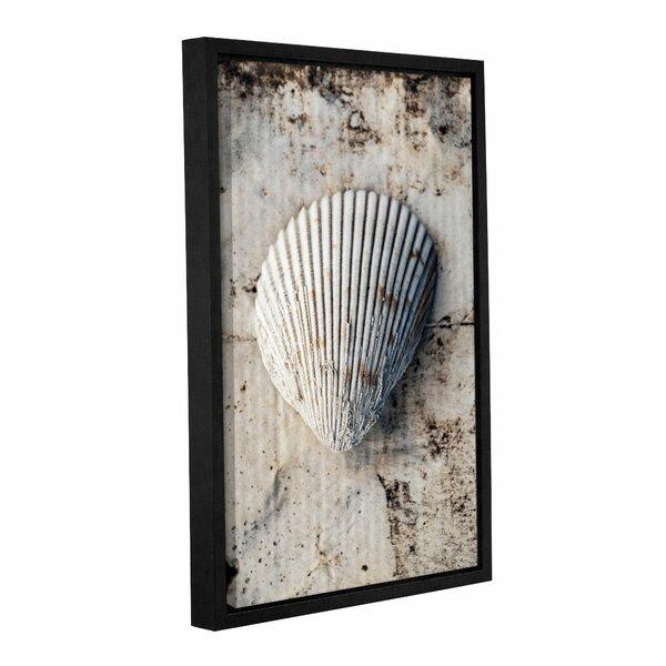 Highland Dunes Seashells I Framed Photographic Print On Wrapped Canvas Wayfair