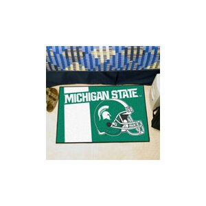NCAA Michigan State University Starter Mat