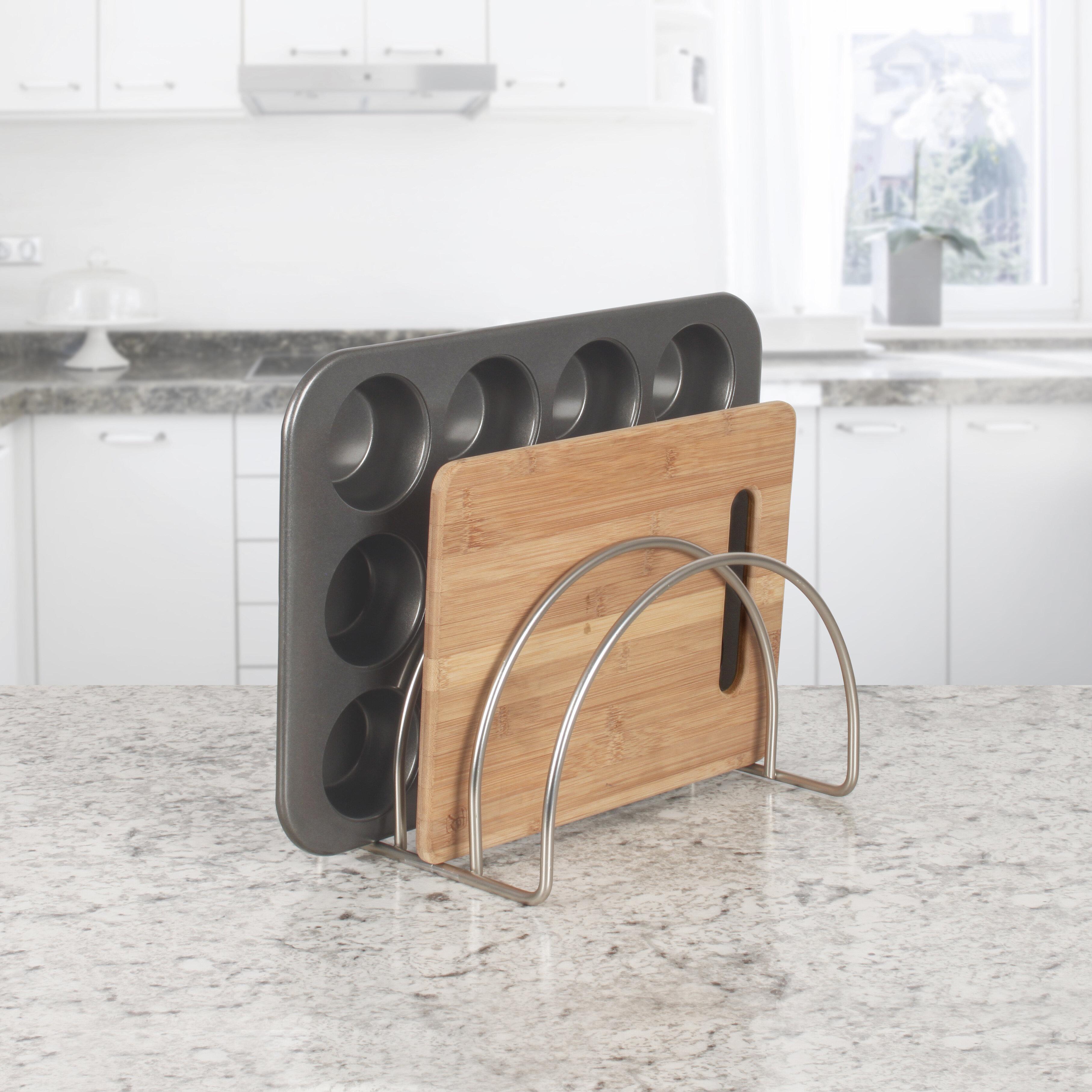 Rebrilliant Almodovar Arc Kitchenware Divider Reviews Wayfair