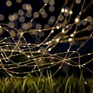 Aaliyah Starry 38.65 ft. 100-Light Fairy String Light (Set of 2)