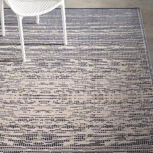 Marianne Blue Indoor/Outdoor Area Rug