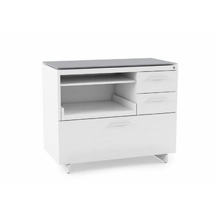Centro 2 Drawer Storage Cabinet